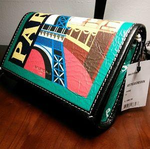 Balenciaga Bazar Leather Crossbody bag (brand new)